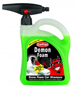 THE DEVIL IS IN THE DETAIL FOR UNIQUE NEW CAR CARE PACK