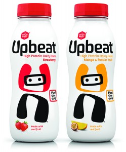 Upbeat gets into shape with Esterform packaging