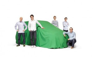 Biofore concept car to premiere at the Geneva International Motor Show next spring
