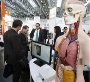 MEDICA 2013 attracted 132,000 visitors