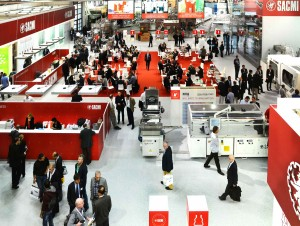 Made-in-Sacmi solutions take centre-stage
