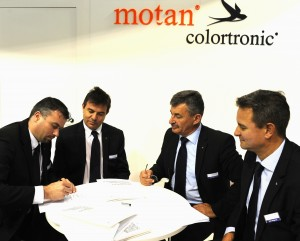 motan-colortronic establishes a subsidiary in Brazil