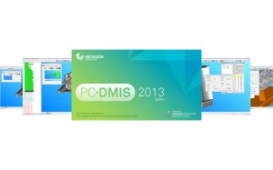 Hexagon Metrology Rolls Out PC-DMIS 2013 MR1