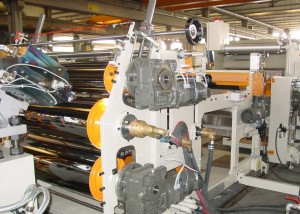 Italian plastics and rubber machinery industry