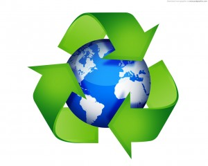 GREEN Pavilion with 4R formula Reduce, Recover, Recycle and Reuse!