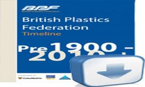 BPF Launches Plastics Timeline