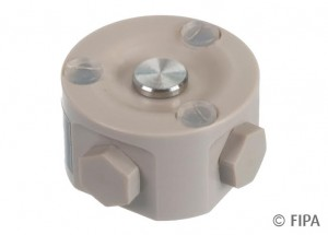 Bernoulli vacuum cups for direct food contact