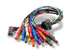 Celanese's Riteflex 640A TPC-ET is the material of choice for Plastics One's medical cable and connector systems