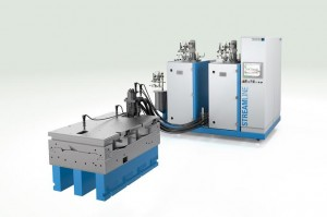 New standards for HP-RTM applications–the Hennecke STREAMLINE