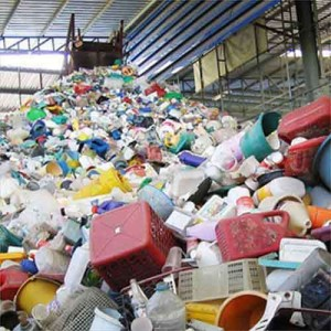US scrap plastic exports declined 5% in 2013