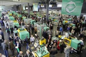 6,900 visitors at Arburg Technology Days 2014
