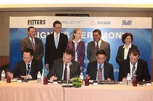 Molecor enters Southeast Asia water pipe market with local production of PVC-O pipes