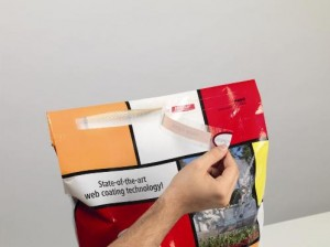 Starlinger highlights its PP*STAR bag at interpack 2014