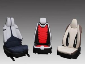 BASF to unveil latest car seat concept at CHINAPLAS 2014