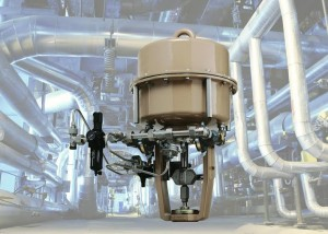 Fast Response when Controlling Large Valves