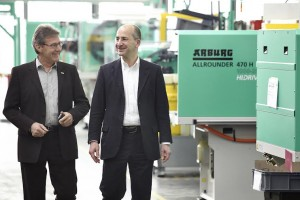 New Managing Director Technology & Engineering at Arburg