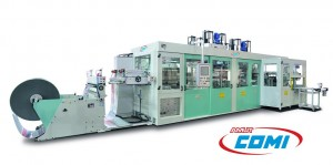 Reliable suppliersof thermoforming machines