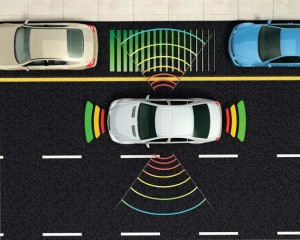 EMI Shielding Compounds Are Ideal For Automotive Radar and Sensing System Components