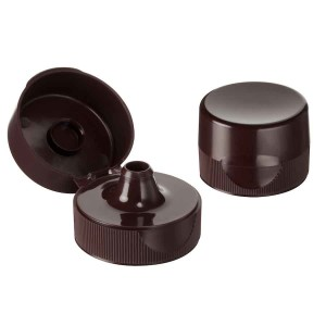 GLOBAL CLOSURE SYSTEMS NEW FLIP TOP CAPS ADD VALUE TO THE FOOD MARKET IN THE US