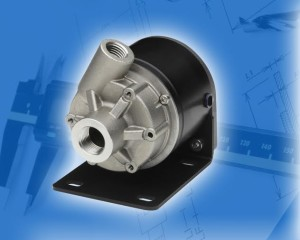 Mag-Drive Micropump for Leak Free High Flow Pumping