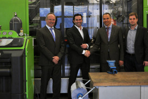 New ENGEL gasmelt module for Haidlmair
