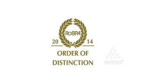 Victrex plc Secures the RoSPA Order of Distinction Award 2014