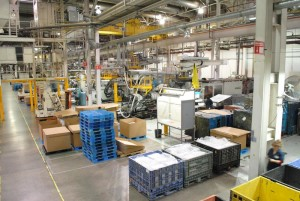 Contract Manufacturer Tekmart Adding Electric Press to its Fleet