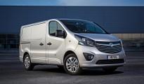 European plastic Giant Vauxhall's Luton Wins £185m Worth Vivaro van Contract
