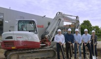 Expansion of Production and Administration Capacity at Gneuss in Bad Oeynhausen