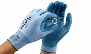 Stihl protects employees with breakthrough Hyflex® gloves with Dyneema® Diamond Technology