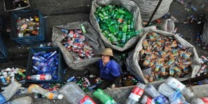 Plastic, poverty and pollution in China's recycling dead zone