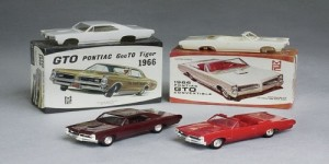 The History Of Classic GTO Plastic