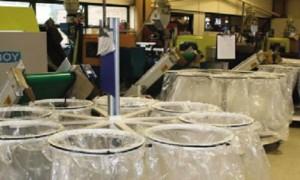 Newtown Plastics smells success with VSD retrofit