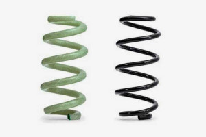 Auto Giant Audi Launches High-Efficient Fiber-Reinforced Plastic Springs to Production Models