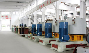 plastics machines