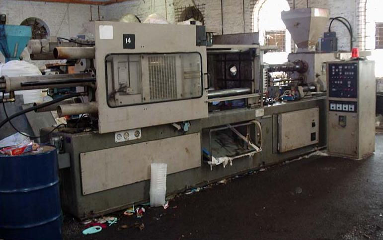 Used Plastic Machinery