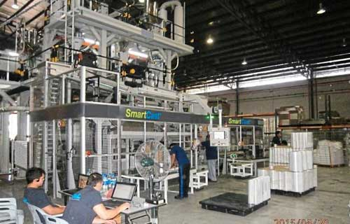 BP Plastics eyes double-digit sales growth with new machine