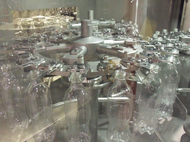 Amcor opens bottle-manufacturing operation at Gatorade plant