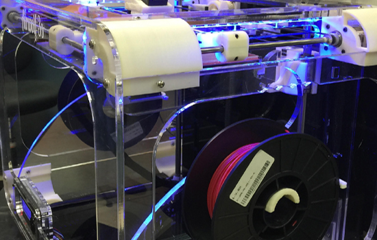 Plastics machines