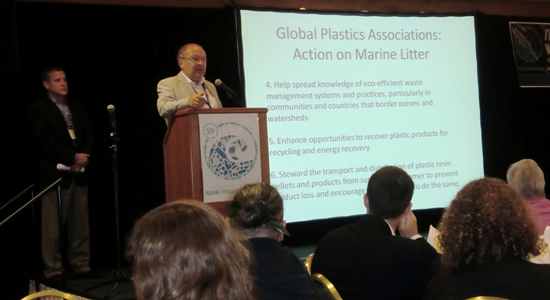 Global plastics associations report progress on global marine litter commitments