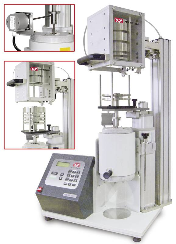 New modular Instron® CEAST Melt Flow Testers perform measurements according to ISO 1133-2