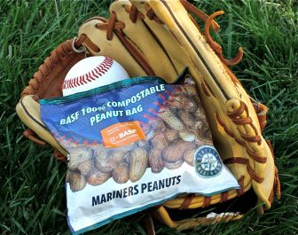 BASF partners with Seattle Mariners to debut new compostable snack bags