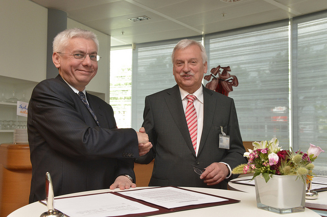 SABIC signs research agreement with German research organization to develop advanced technologies into innovative solutions
