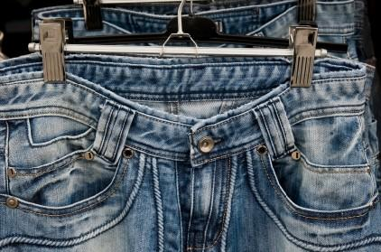 Plastics and Old Jeans Reused in New Cars
