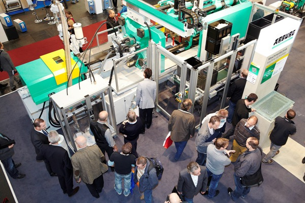 Successful trade fair appearance: Arburg at the Fakuma 2012