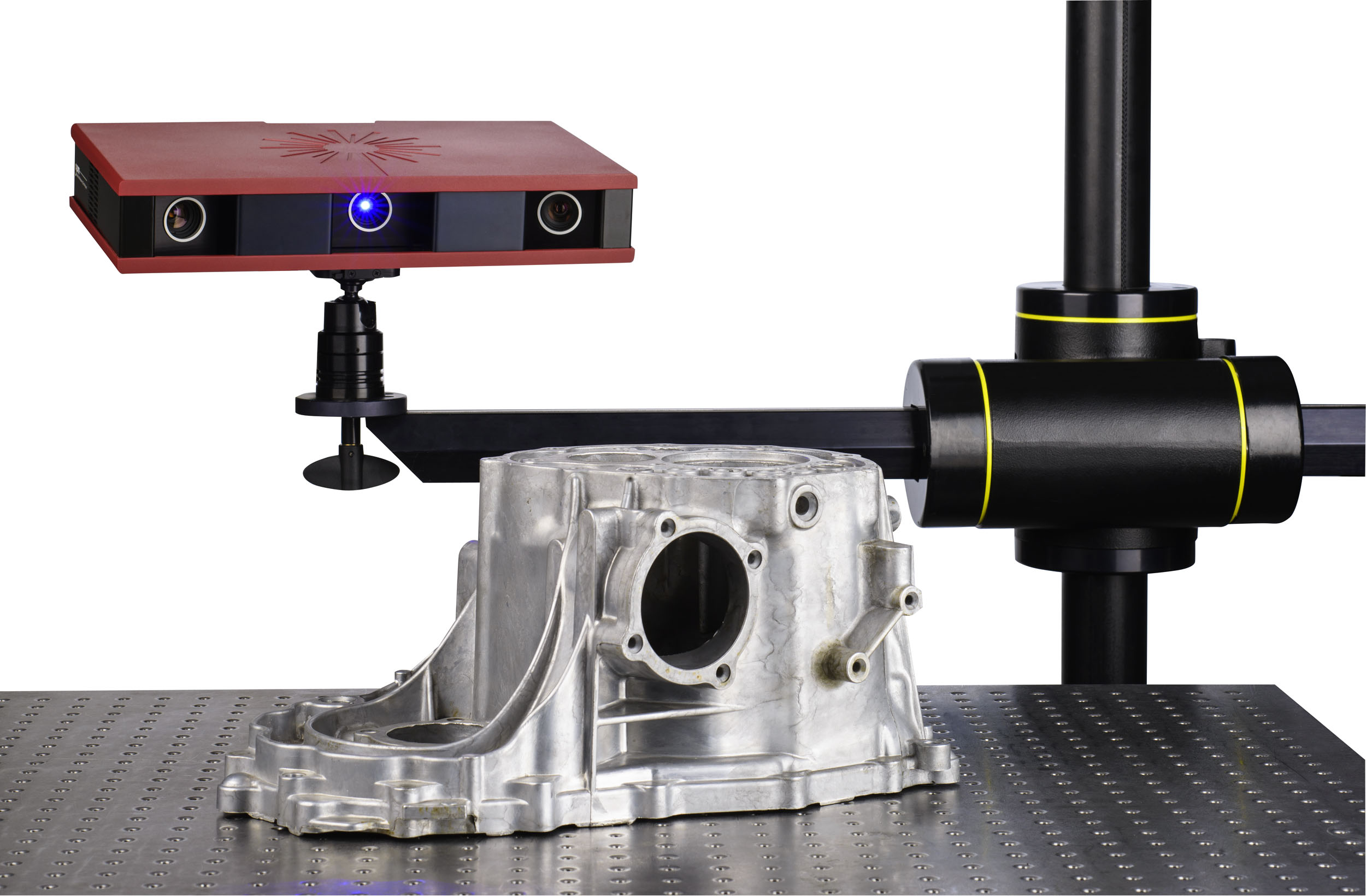 GOM's new milestones in optical metrology