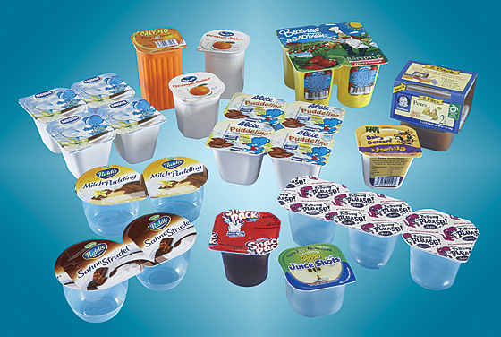 Advantages of Form, Fill and Seal for Yogurt Packagingv