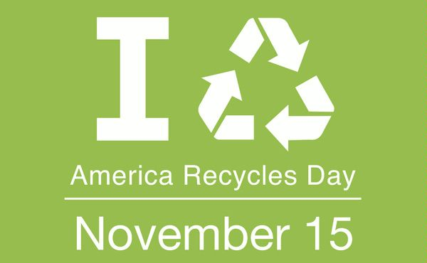 Amcor Rigid Plastics is National Sponsor of America Recycles Day 2013