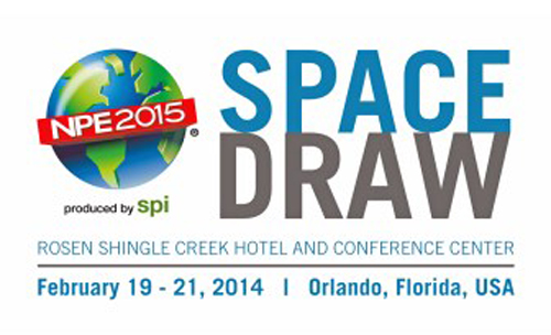 Applications for NPE 2015 space draw now available