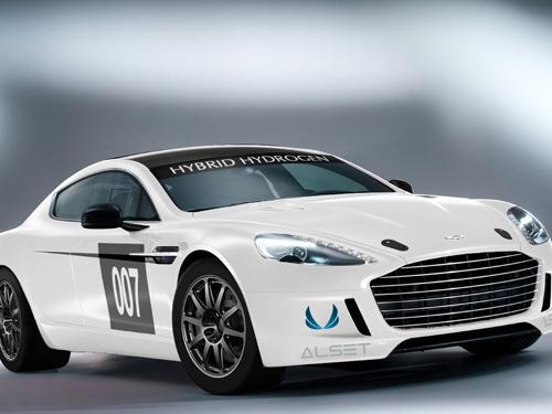 Aston Martin Puts Hydrogen on the Race Track